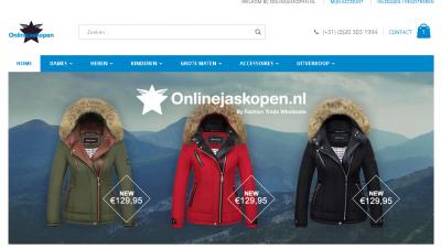 Website Online Jas Kopen